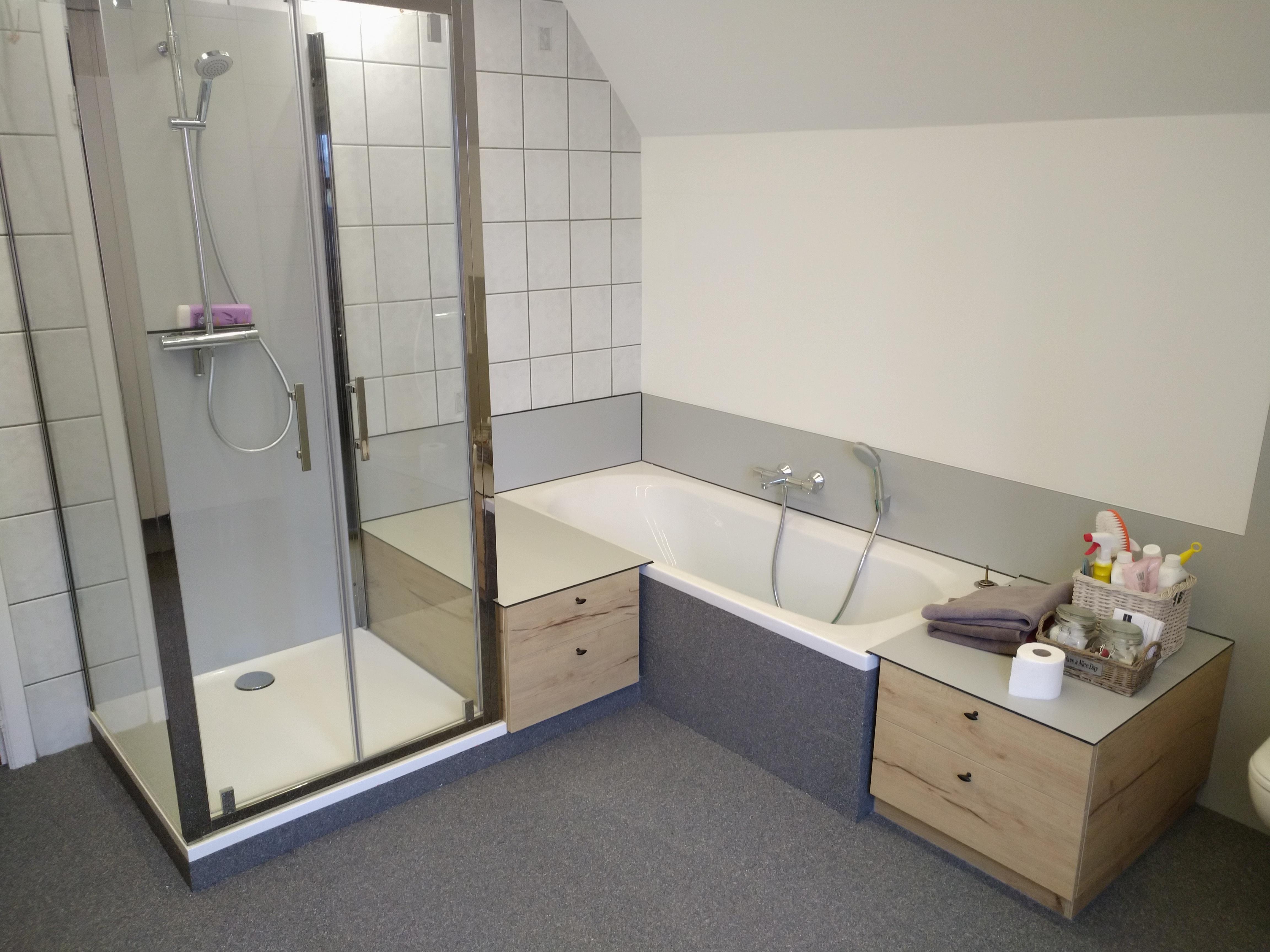 Renovatie Badkamer + meubels
