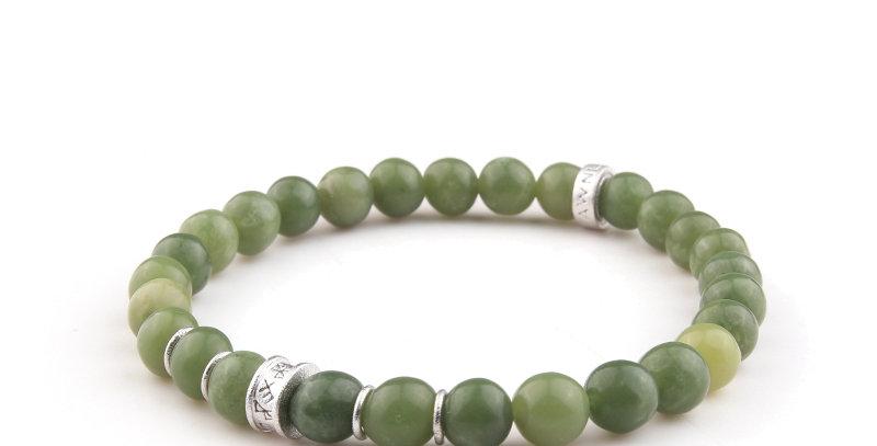 Canada Jade Men's Bracelet Ladies Lucky Jewellery