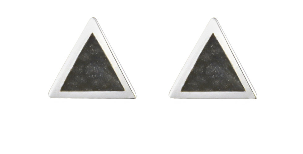 Triangle Ear Stud Boys Girls
