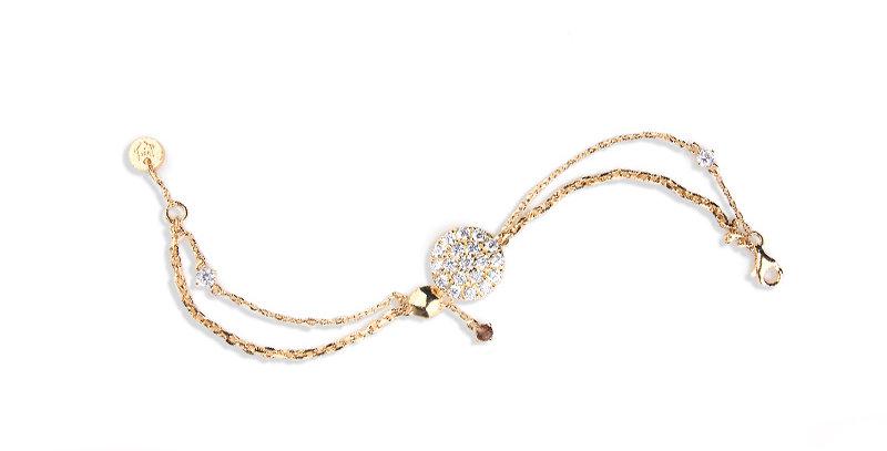 Dark Park Sterling Silver Tourmaline Garnet Bracelet