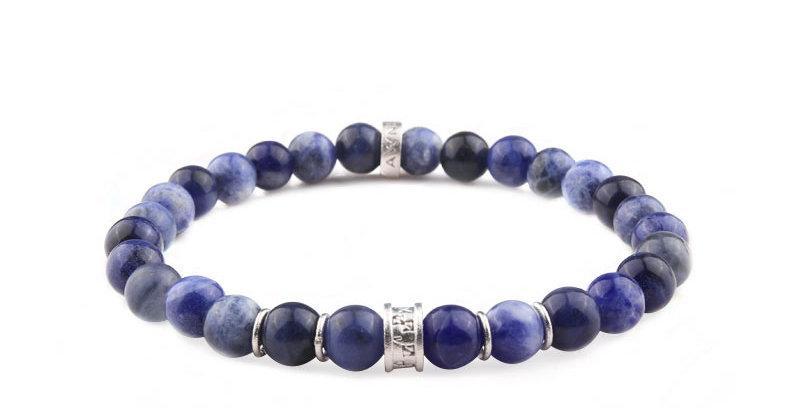 Russian Sodalite Men's Bracelet