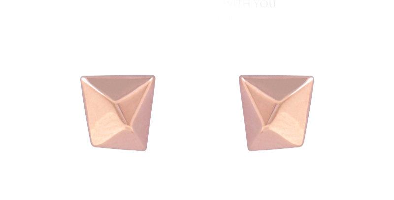 Geometry Girls Studs