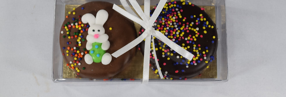 Easter Oreo Cookie Duet