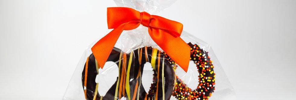 Pretzel Twist Duets - Dark Chocolate