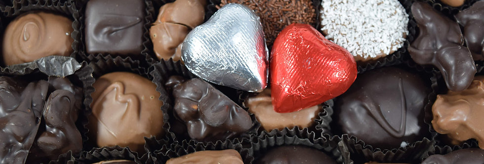 1 lb Valentine Assorted Chocolates