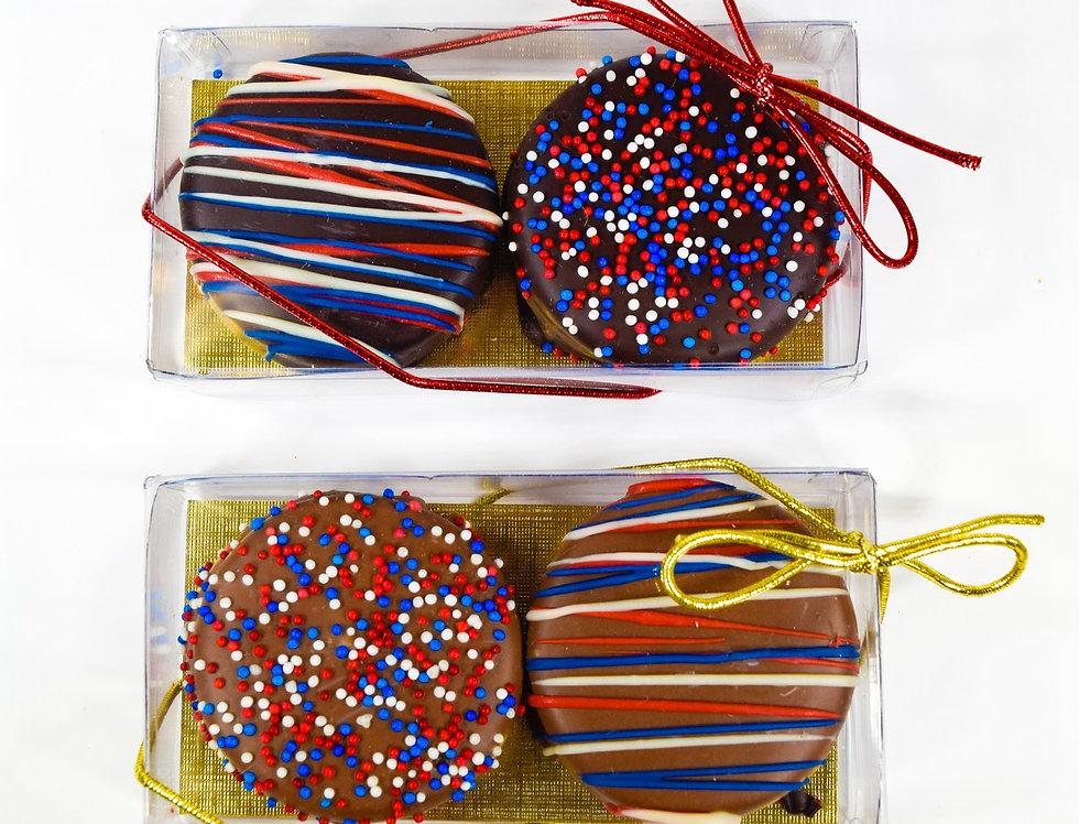Americana Oreo Cookie Box