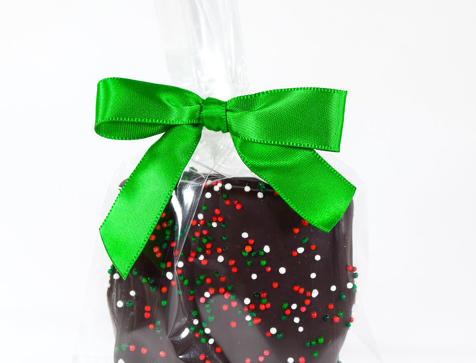 Graham Cracker Duet Dipped in Dark Chocolate