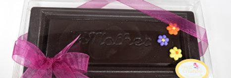 Solid Dark Chocolate Bar
