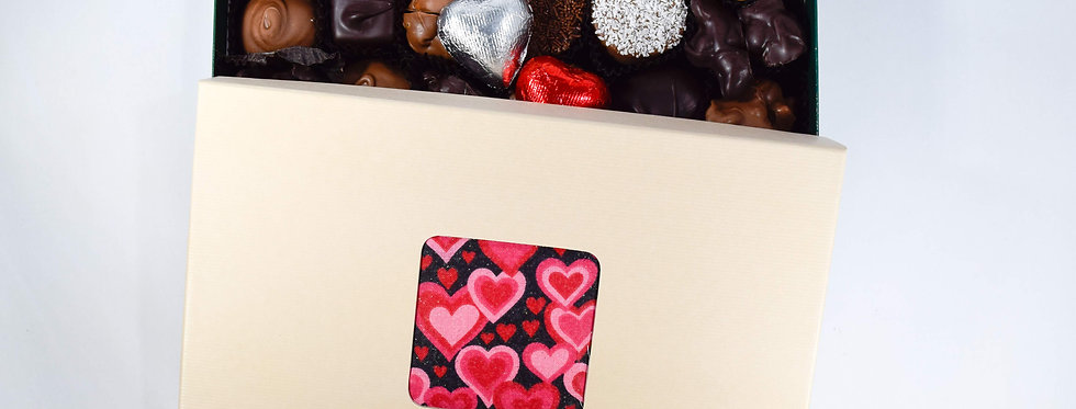 Patch Box - Boxed Chocolates - Valentine's Day