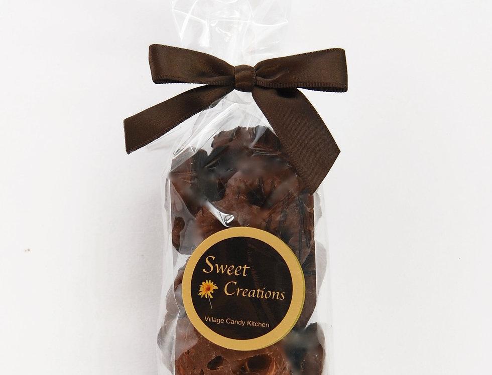 Mini Pretzels Dipped in Milk Chocolate