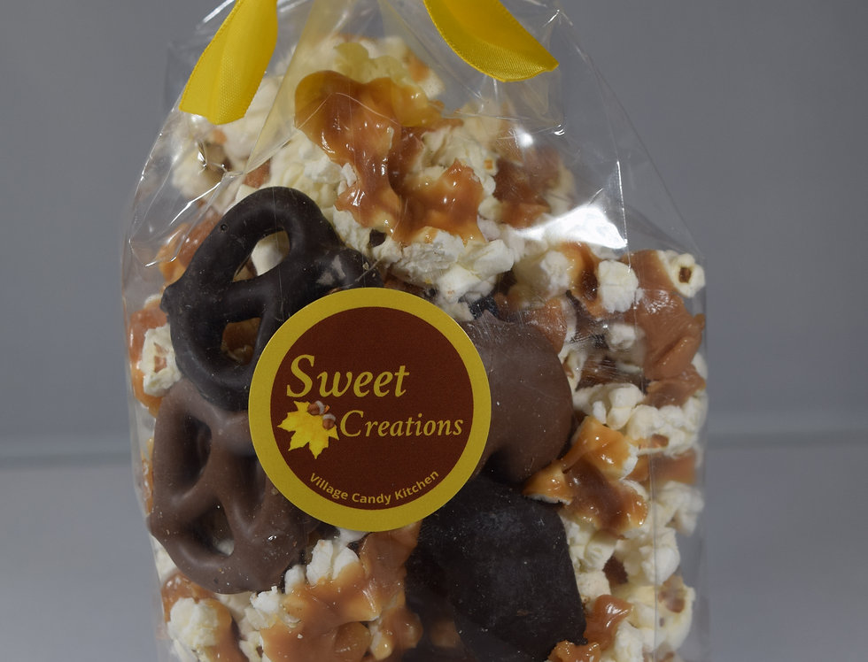 Chocolate Jungle Crunch in Gift Bag