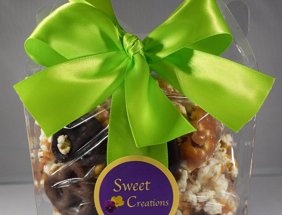 Chocolate Jungle Crunch in Gable Box