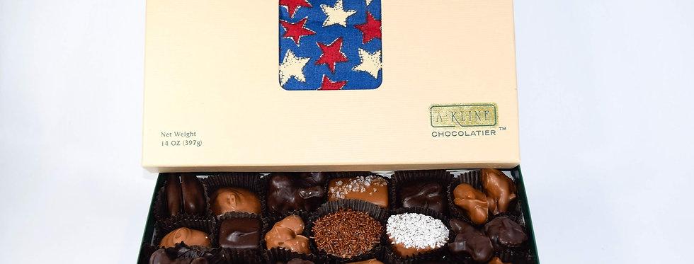 Patch Box - Boxed Chocolates-Americana