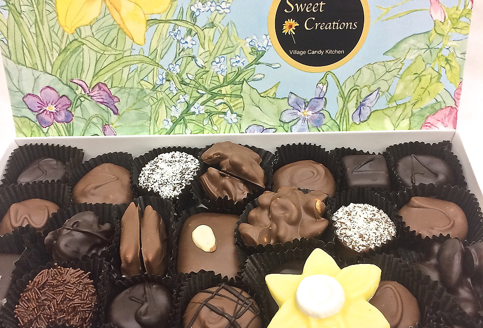 1 lb Spring Assorted Chocolates