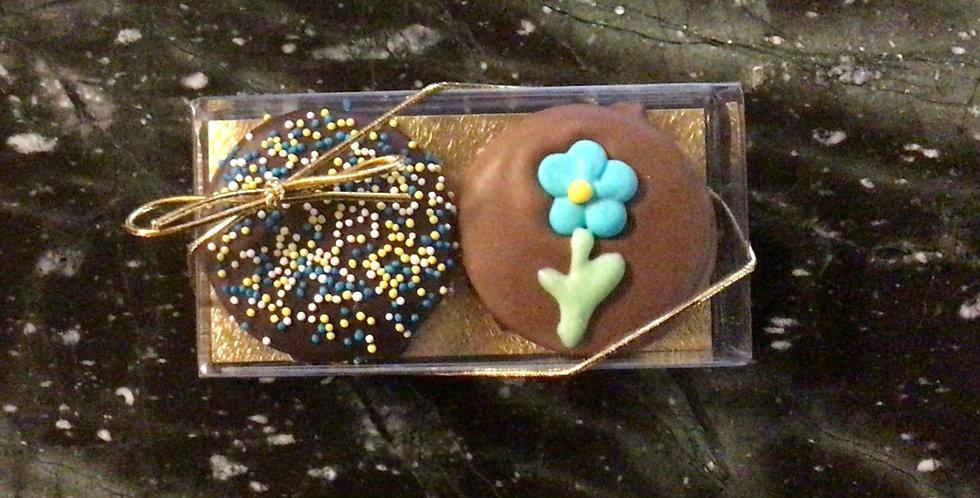 Spring Oreo Cookie Duet