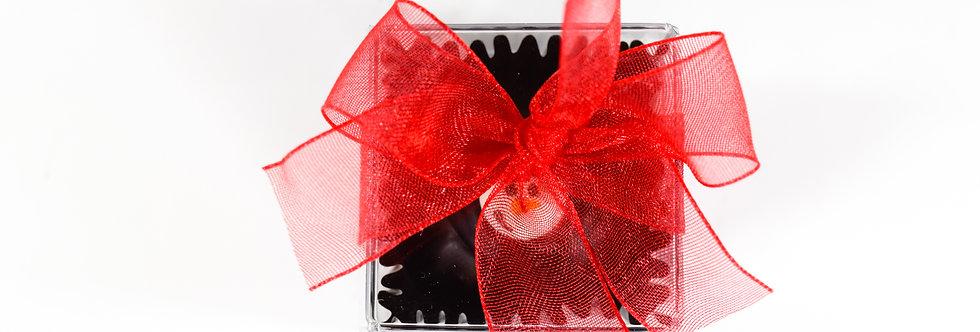 Really Dark Chocolate Truffle - Christmas