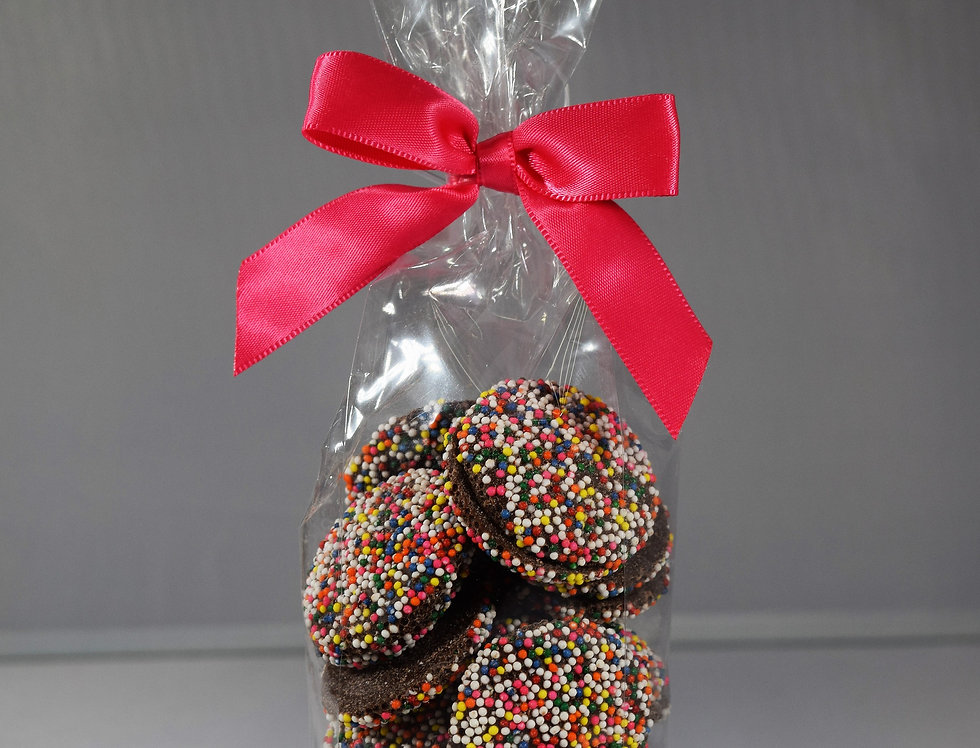 Spring Dark Chocolate Nonpareils