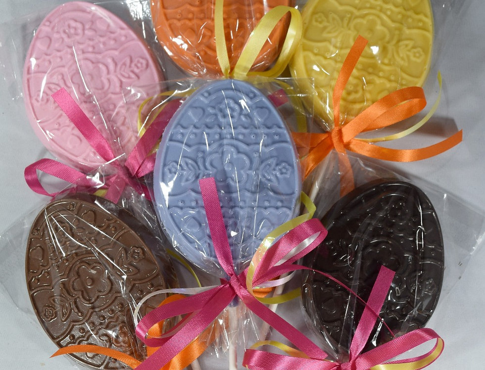 Easter Egg Lollipop Assortment