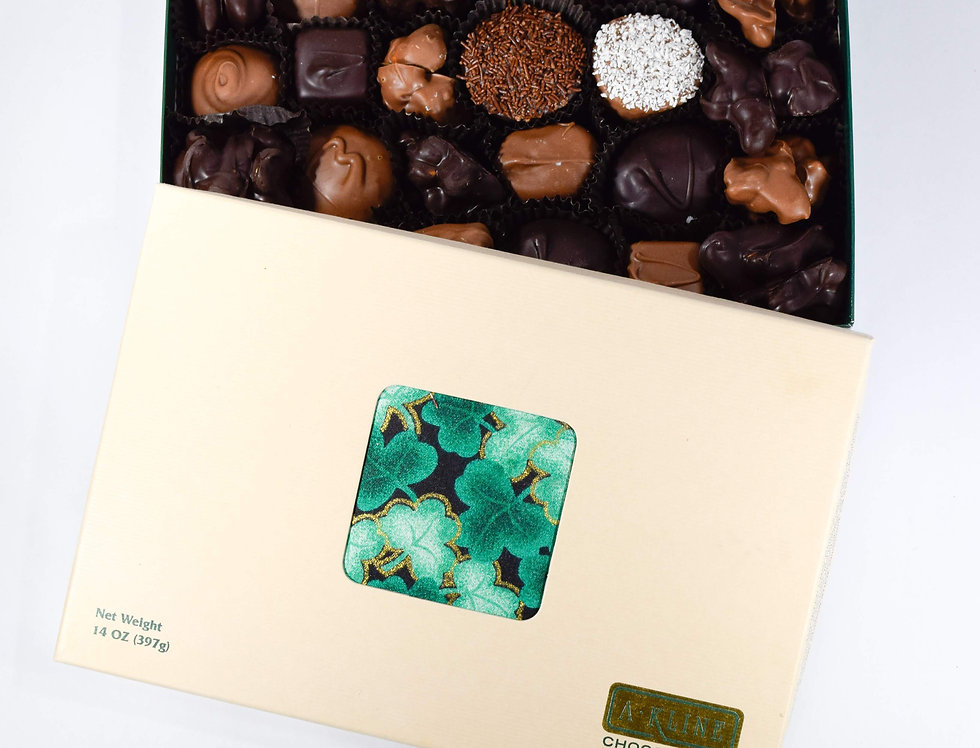Patch Box - Boxed Chocolates - St. Patrick's Day