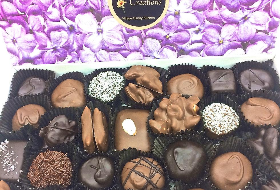 1 lb Spring Assorted Chocolates