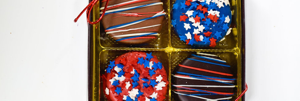 Americana Oreo Cookie Box