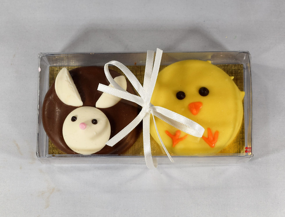 "Easter ""Signature"" Oreo Cookie Duet"
