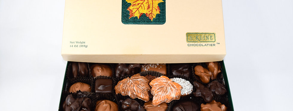Patch Box - Boxed Chocolates - Fall