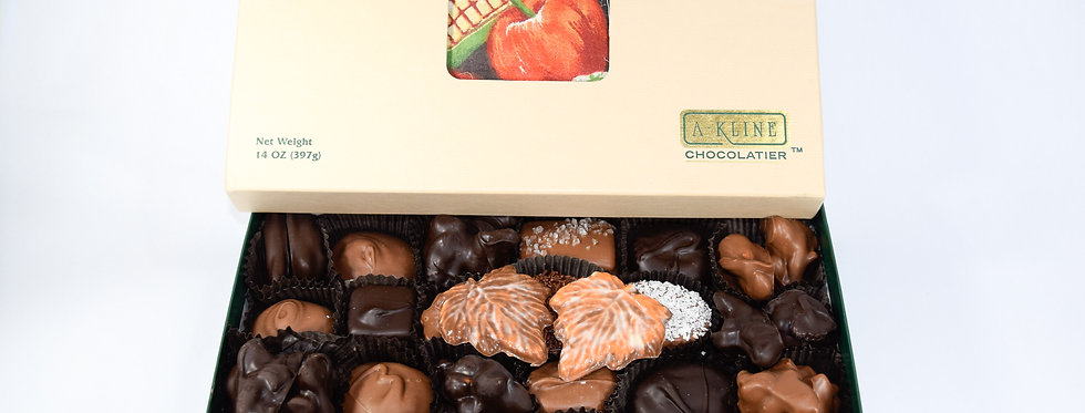 Patch Box - Boxed Chocolates - Thanksgiving