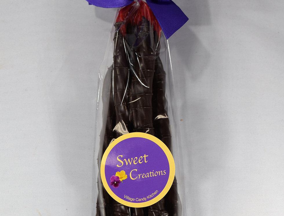 Dark Chocolate Covered Strawberry Licorice