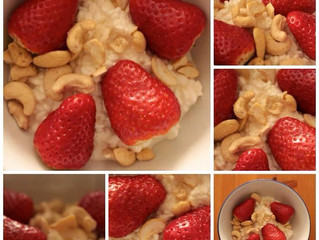 Veckans hälsotips: God och bra frukost/mellis/kvällsfika