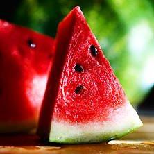 Veckans Hälsotips - Svalkande och nyttig Vattenmelonslush