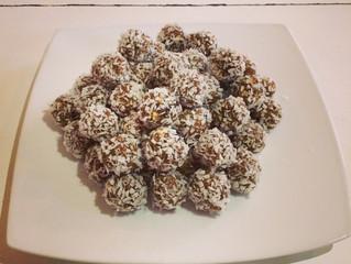 Veckans Hälsotips -  Rawfood bollar