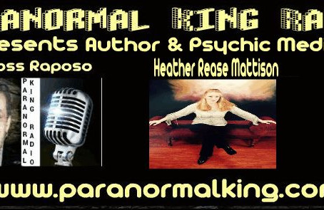 PARANORMAL KING RADIO JUNE 3RD 8PM
