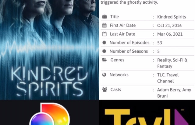 """Kindred Spirits Season 5 Episode 9 - DON""""T MISS IT!"""