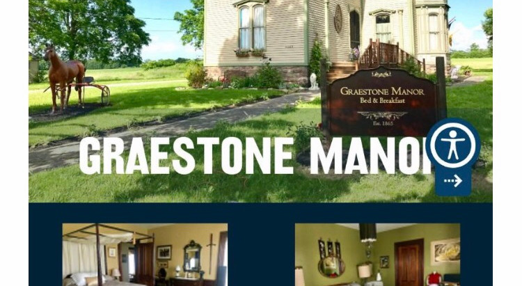 Graestone is now featured in Niagara Falls Tourism!