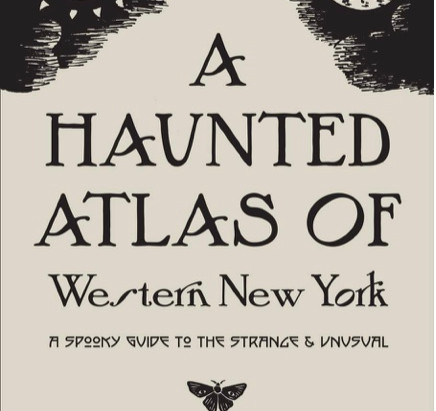Check out the book 'Haunted Atlas' that features a chapter on Graestone Manor!