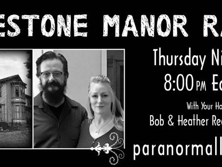 Graestone Manor Now has its own Radio Show