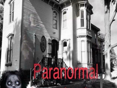 Paranormal Investigation August 24th