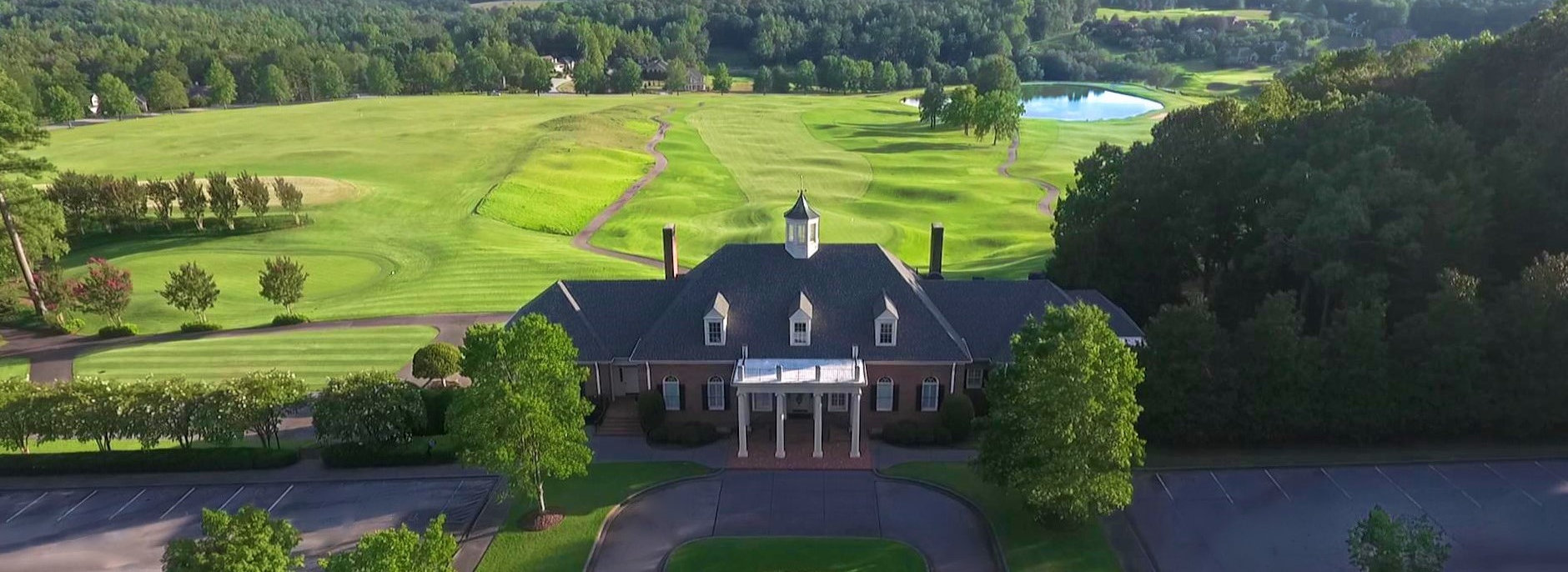 Cross Creek Plantation Clubhouse and Golf Course