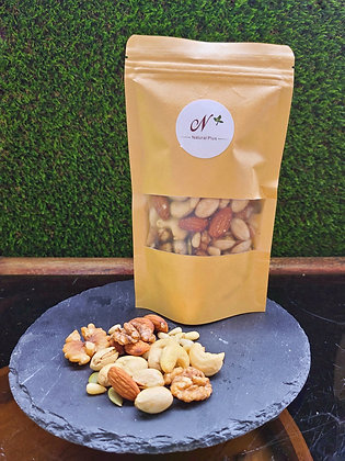 Wood Flamed Mixed Nuts
