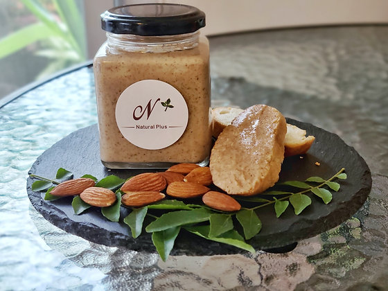 Wood flamed Almond Butter