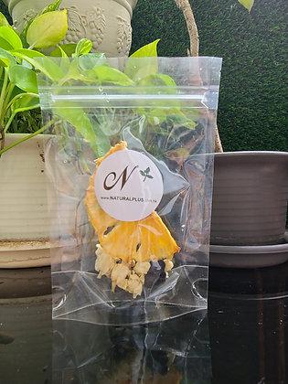 Pineapple Blueberry Jasmine Tea Bag
