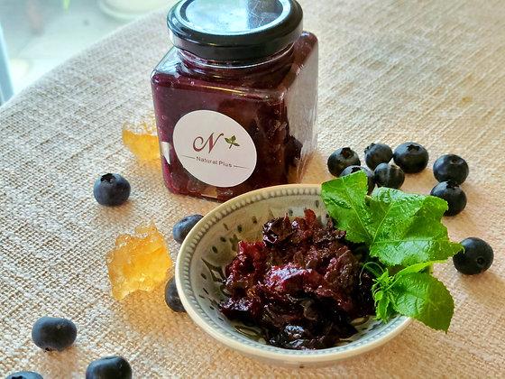 Handmade Fermented Blueberry Jam