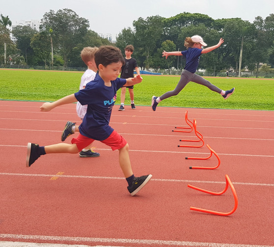 JS Athletics
