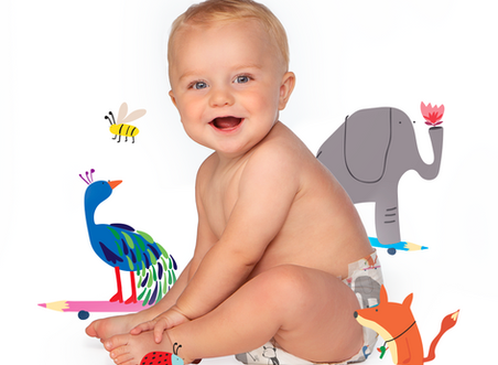 hello bello, the latest diaper brand on the block!