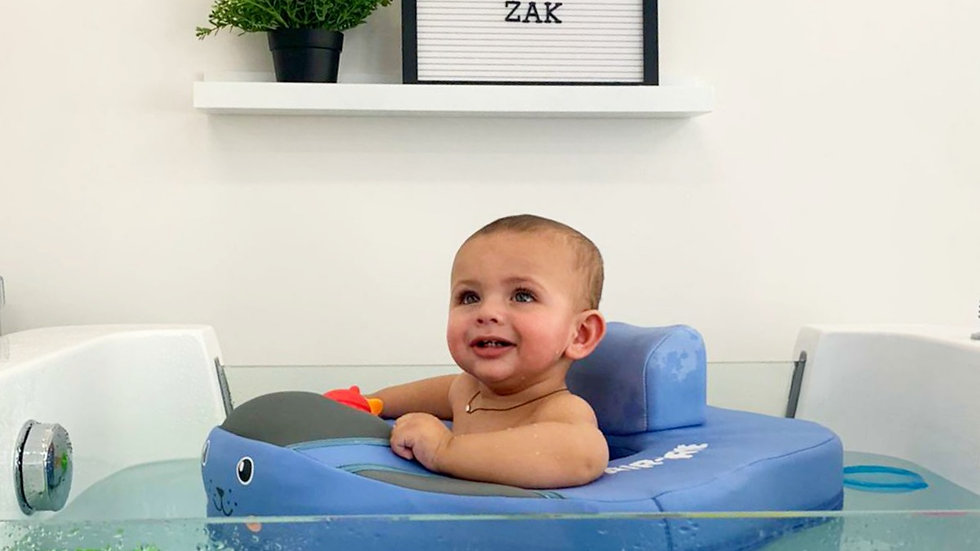 Bubbles Spa Session - Baby/Infant Hydrotherapy