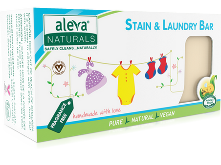 Aleva Natural - Stain and Laundry Bar