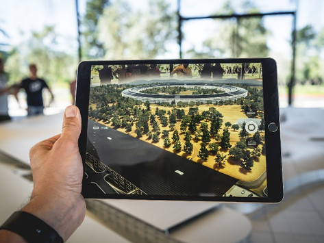 Augmented Reality - Accessible Now