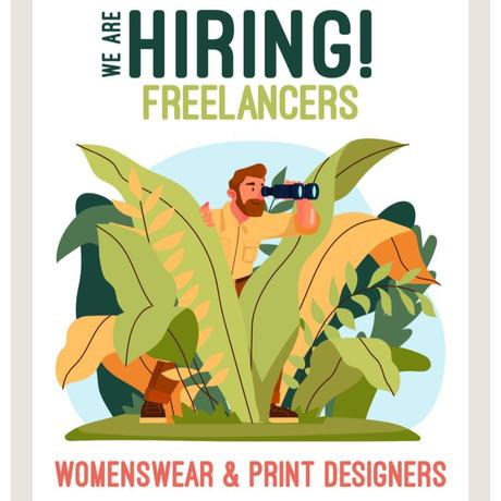 JOBS -Fashion Industry