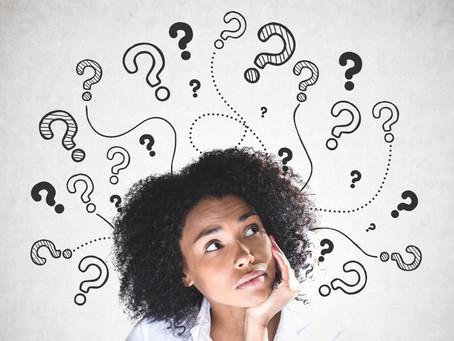 As 5 perguntas que farão toda a diferença...